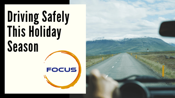 driving safely for the holidays